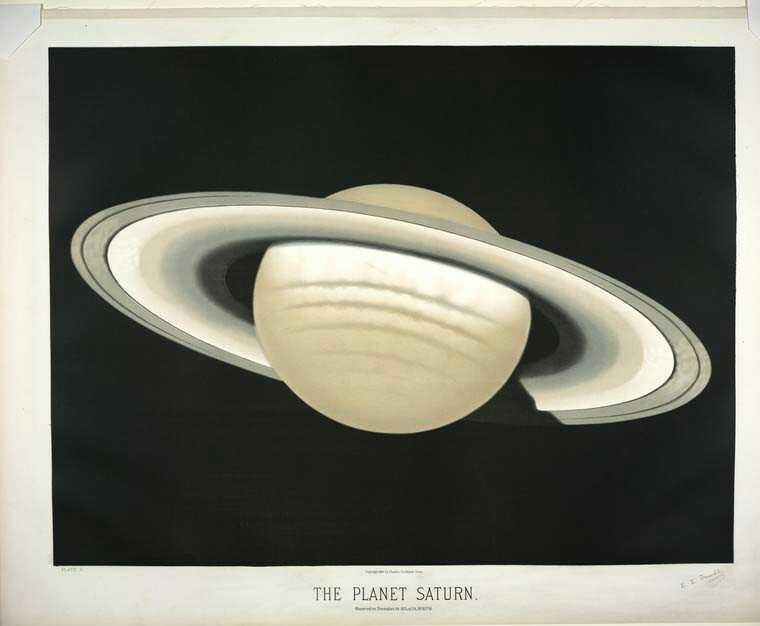 The-Planet-Saturn-Trouvelot
