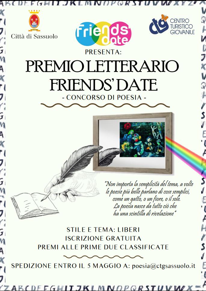 Premio-Letterario-Friends'-Date
