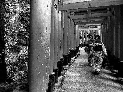 Fushimi Inari Taisha, Kyōto