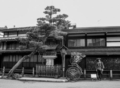 Sanmachi-Suji, Takayama